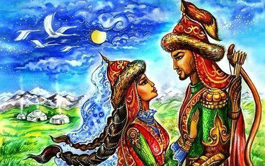 День влюбленных: Что мы знаем о любви Козы-Корпеша и Баян-Сулу?